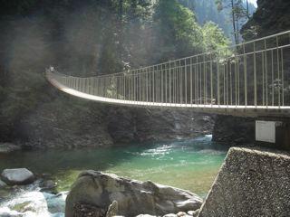 Hängebrücke 2